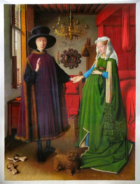 the arnolfini wedding portrait best 25 arnolfini portrait ideas on jan