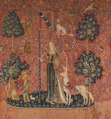 Tapisserie Moyen Age by La Dame 224 La Licorne