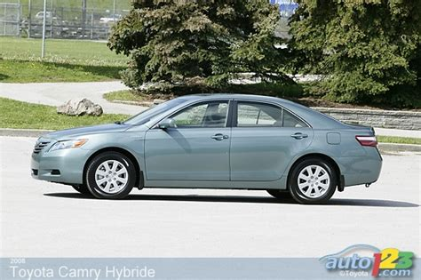 2008 Toyota Camry Review 2008 Toyota Camry Hybrid Review Laking Toyota
