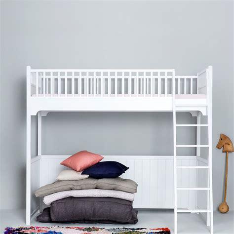 letto soppalcato letto soppalcato seaside alto oliver furniture prodottiper