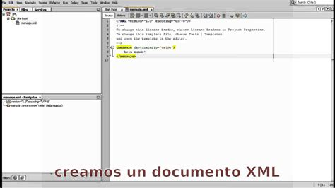 xslt tutorial youtube trabajando xslt con netbeans youtube