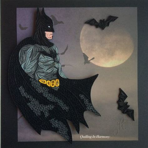 batman cowl tattoo industrial batman cowl quilling art quilling and dark