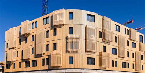 siege nexity nexity devient le premier op 233 rateurs de bureaux en bois de
