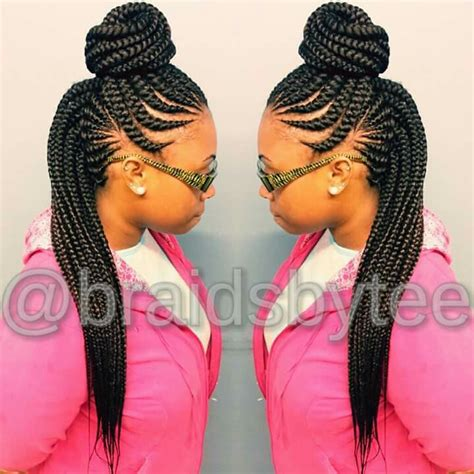 2 packs of braiding hairstyles stunningly cute ghana braids styles for 2017 ghana