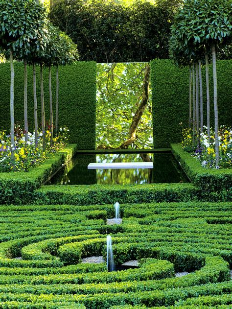 Formal Garden Design Ideas Quot Power Gardening Quot Opulence And Restraint In Your Formal Garden Landscaping Ideas And