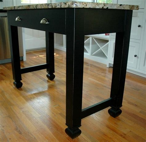 black kitchen island table custom black kitchen island table style by custom corners