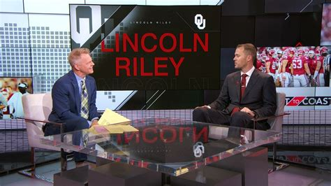 fill lincoln s shoes at trying to fill stoops shoes at ou espn