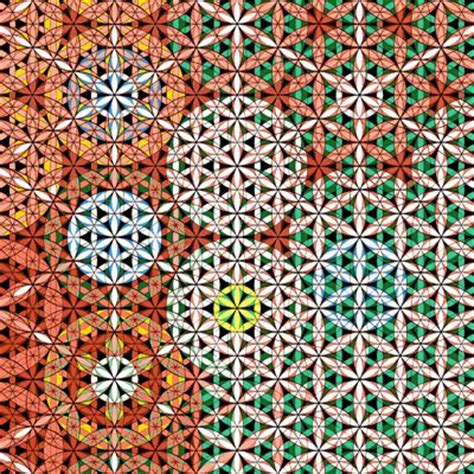 pattern flower of life 17 best images about flower of life on pinterest sacred