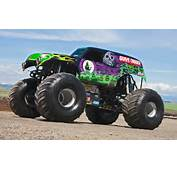 Grave Digger Front Three Quarters View Photo 1