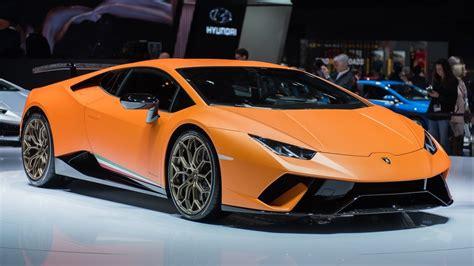 Lamborghini On 2017 Lamborghini Huracan Perfomante Picture 710720 Car