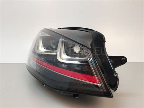 volkswagen xenon volkswagen golf 7 vii gti 2012 bi xenon headlights