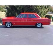 1966 Chevy Ii Nova  4 Door Sedan
