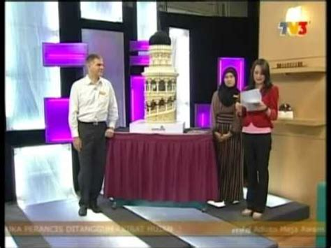 crita malaysia hari ini legoland malaysia on mhi malaysia hari ini tv3 11 06