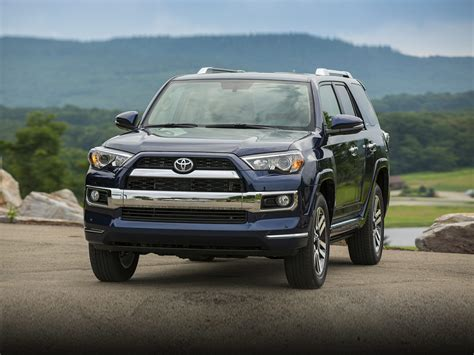 Toyota 4runner Deals 2017 Toyota 4runner Deals Prices Incentives Leases