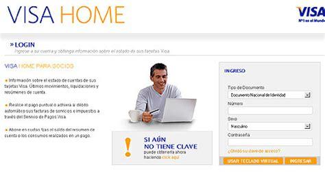 Visa Home Socios | visa home socios acceso directo ok che
