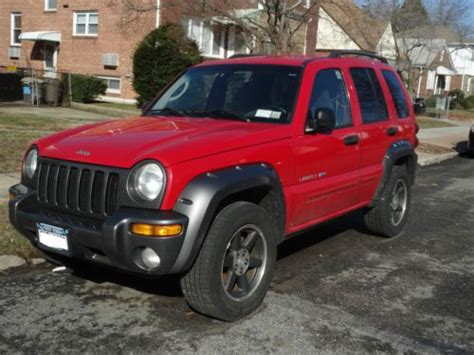 Jeep Liberty Freedom Edition 2003 Buy Used 2003 Jeep Liberty Sport Freedom Edition 4x4