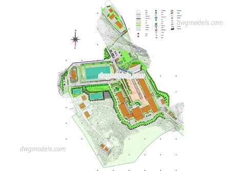 landscape design autocad drawing free landscape design of school free cad file autocad drawings