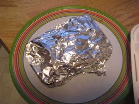 ate aluminum foil aluminum foil wrapped chicken wings yelp