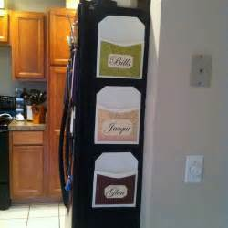home mail organizer diy magnetic mail organizers home things