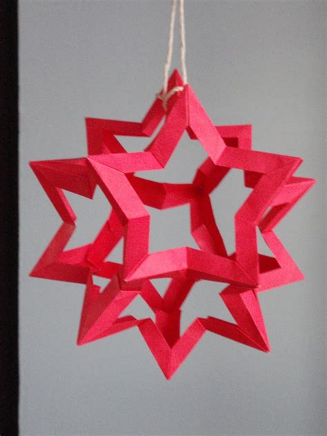 Dodecahedron Paper Folding - modular dodecahedron by revenia on deviantart