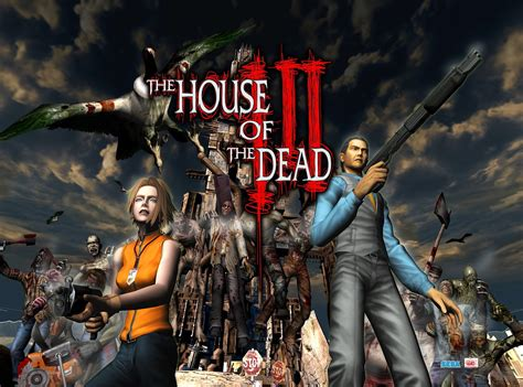 house of the dead the house of the dead 1 2 y 3 mega taringa