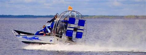 fan boat rides panama city florida panama city airboat tour fun for the whole family