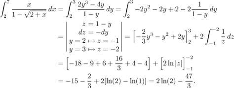 Math Tutor Integral Solved Problems Integration