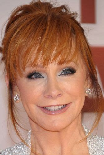 medium length hairstyles for weddingsfor women over 50 12 reba mcentire hairstyles country glamour