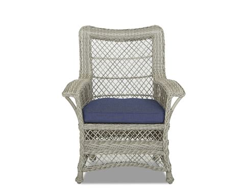 willow outdoor furniture klaussner outdoor outdoor patio willow dining chair w1200 drc norwood furniture gilbert