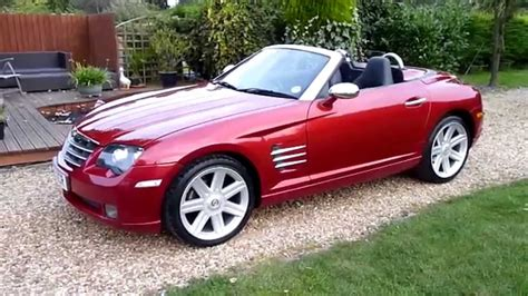 2005 chrysler convertible chrysler crossfire 2005 convertible www pixshark
