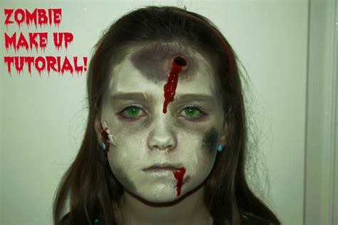 zombie makeup tutorial videos my corner of freedom zombie makeup tutorial