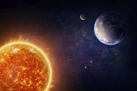 Blue Planet Run Bringing Water To Billions by How The Earth Will Be Vaporized When The Sun Dies Ny