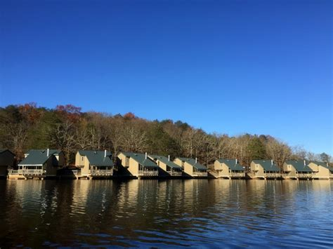 Fisherman Cabins Fall Creek Falls by Thoughts On Blogging