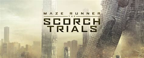 maze runner the scorch trials maze runner the scorch trials catches up with official