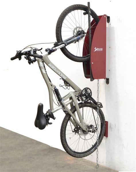 Vertical Bike Racks by Lift Assist Vertical Bike Rack Cycleracks