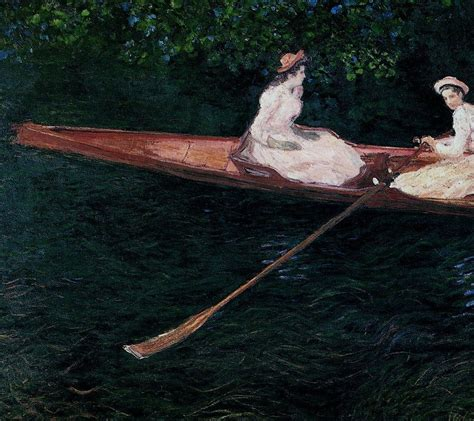 boating on the river epte claude monet boating on the river epte 50 off artexpress ws