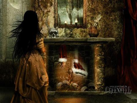 imagenes navidad gotica gothic christmas wallpaper wallpapersafari