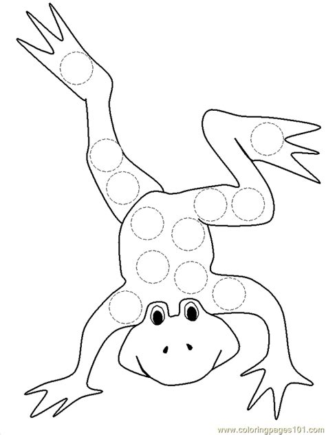 acorn bingo dauber coloring pages coloring pages