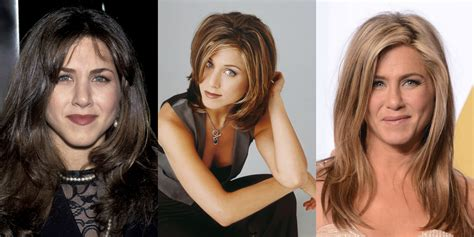 Anniston Hairstyles by Aniston Hair Evolution Timeline Of Jen Aniston