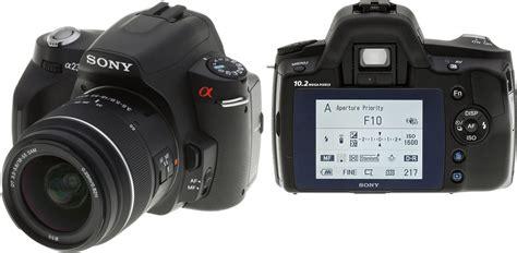 Kamera Sony Alpha A230 Kit sony alpha dslr a230 kit