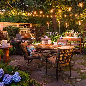 lowes backyard ideas 10 outdoor lighting tips