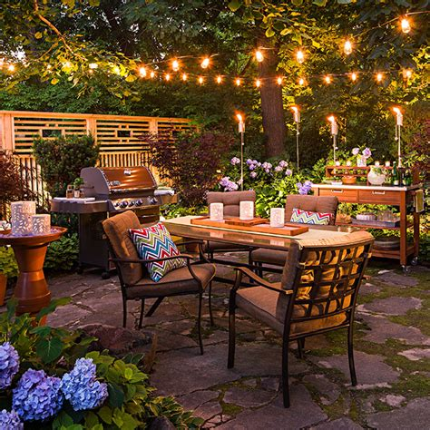Patio Lights Lowes 10 Outdoor Lighting Tips