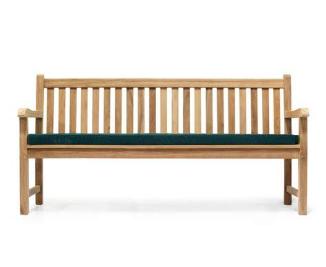 6 foot garden bench windsor teak 6ft garden bench