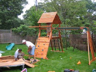 best swing set for the money quot i think this world is perfect quot the swing set ate our