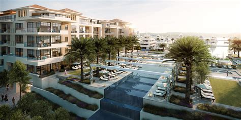 hotel porto montenegro regent pool club residences porto montenegro