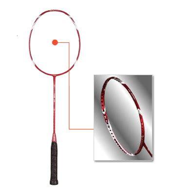 Raket Lining N55 sport sarko racket badminton graphite price
