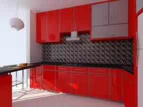 Red And Blue Kitchen by Red And Blue Kitchen Cabinets Quicua Com