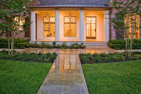 french country modern traditional landscape houston by exterior worlds landscaping design