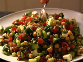 Barefoot Contessa Salad by Middle Eastern Vegetable Salad Recipe Ina Garten Food