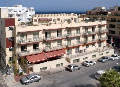 Appartments In Malta by Winston Self Catering Apartments Malta Bugibba Hotel